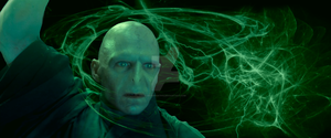 Voldemort's Energy by Richard67915