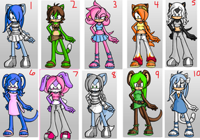 Sonic Adopts: 6/10 Open by pointadopts96