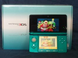 My Nintendo 3DS by MarioSimpson1