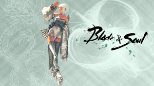 Blade and soul by xhandua