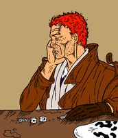 Walter's Respite Colored by AetheriumDreams