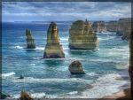 The 12 Apostles by TheFulkrum