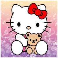 Hello Kitty Vector by Xeylen