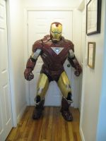 Iron man by TIMECON
