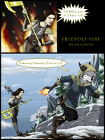 Friendly Fire by Laxia