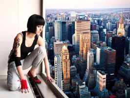 Mirrors Edge : I have to go by Nekomathar