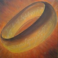 the one ring by NylaMalak
