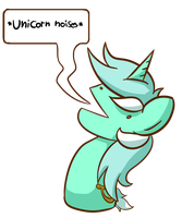 Uninoises by Lyres-art