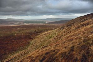 View from Carntogher by younghappy
