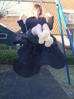 me swinging.... by so1what1i1am1myself