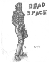 The Dead Space by Rhiota