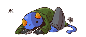 Nepeta: Sleep by L0UDST