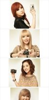 2NE1- A Shot a Day by XxNatalixX