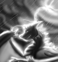 The Storm's King by SpytDragonFyre