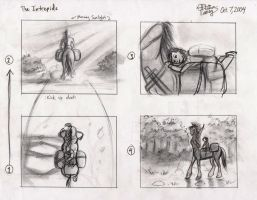 Long Journey Ahead - Storyboard by Diana-Huang