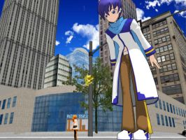 my frist gt pic in mmd by kilaa0007