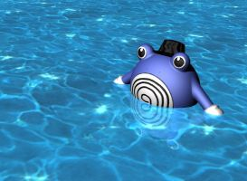 poliwhirl fo' blackhat by Mike-Obee-Lay
