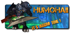 WoW Forum Sign - Humohaii by Lil-James