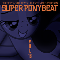 Super Ponybeat Vol. 018 Mock Cover by TheAuthorGl1m0