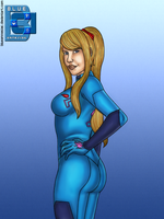 Samus 07242012 by BLUEamnesiac