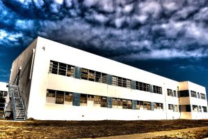 HDR warehouse by thevictor2225