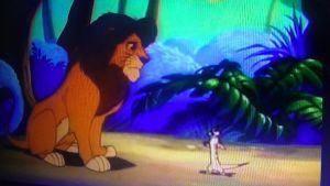 Simba and Timon Pic XD!!!!!!!! :D by SuperSayian5Naruto