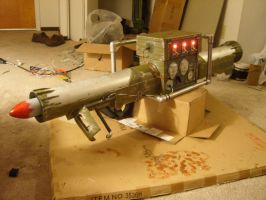 Fallout 3 Missile Launcher by ZestyPizza