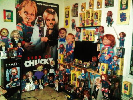 Chucky Collection by repcoh