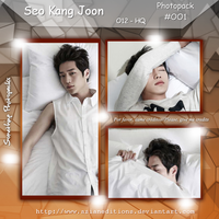 +SEO KANG JOON | Photopack #OO1 by AsianEditions