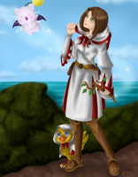 A Journey Into the Realm Reborn by SpectralPony