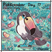 Pokecember Day 17