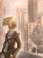 Desolated City by SoRuVe