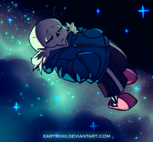 [ Undertale ] the stars by EarthXXII