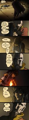 LOK: After Amon Attacks by hypercrabby