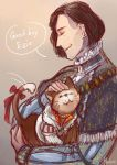 Assassin's Cat - loyal pet of Medici by hatoribaka