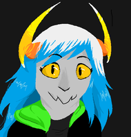 What If My Sona Was A Troll? by lightningback
