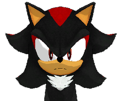 shadow mmd again by shadowthehedgehog109