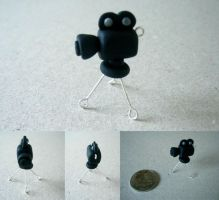 Old school video cam pendant by Dinuguan