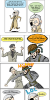 Oh, Big Boss... by Teevo