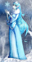 CE: Gianna, Queen of the Winter Kingdom by hiya-guys