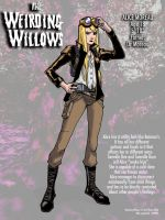 WEIRDING WILLOWS  Alice Moreau by DeevElliott
