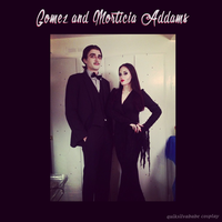 Addams Family by diamondmarine