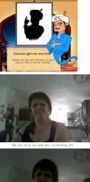 Akinator must really hate the guy..... by CooperKid248