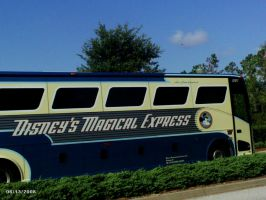Disney's Magical Express by AmeliaWolfe