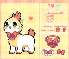{ M A S C O T } Tai Ref by peacat