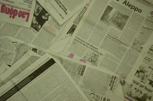 Vietnam newspapers-30 by Vnstockphoto