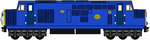 BR Class 37 Sprite by sodormatchmaker