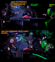 MKX - Ermac and Erron - Startled the Souls by SovietMentality