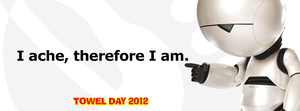 Towel Day 2012 FB banner 01 by markyboy01