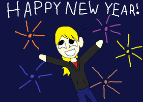 Happy New Years by Fallenstar126
